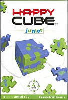 Puzzle - Happy Cube Junior - sześciopak